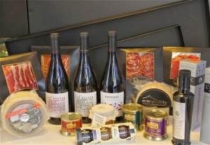 Selección de productos gourmet navidades en La Iberoteca. Blog Esteban Capdevila