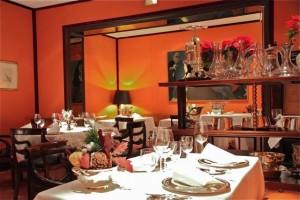 Sala del Restaurante Zalacaín. Blog Esteban Capdevila