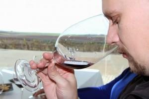 Tosten cata los vinos de Bodegas Habla. Blog Esteban Capdevila