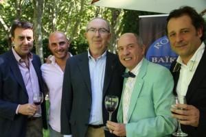 Embajada de Francia, grandes del vino. Blog Esteban Capdevila