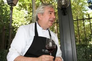 Chef Christophe País. Blog Esteban Capdevila