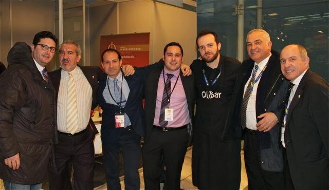 Equipo de Zalacaín y Aldaba. Blog Esteban Capdevila