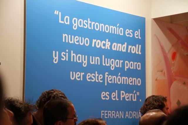 Ferran Adriá y Perú. Blog Esteban Capdevila