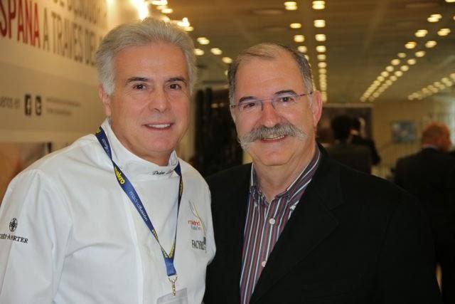 Pedro Larumbe y Pedro Subijana. Blog Esteban Capdevila