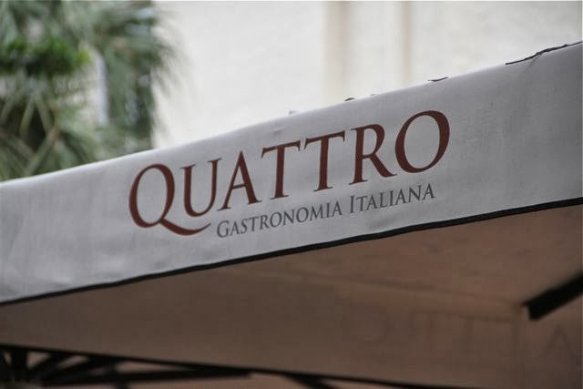 Restaurante Quattro. Miami. Blog Esteban Capdevila