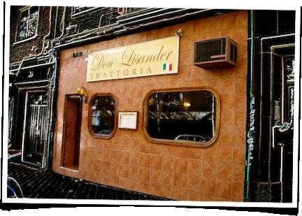 Trattoria Don Lisander, cocina sarda en Madrid. Blog Esteban Capdevila