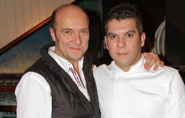 Esteban Capdevila y Ever Delfin Cubilla. Blog Esteban Capdevila