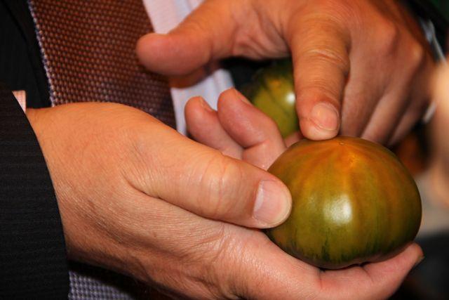 tomates en gourmets 2014. blog Esteban Capdevila