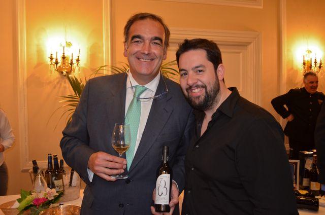 ANTONIO BARBADILLO Y JULIÁN MÁRMOL MANZANILLA AB