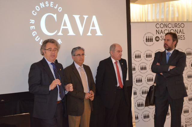 PRSENTACIÓN MEJOR SUMILLER DE ESPAÑA EN CAVA