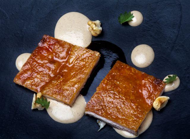 dish - Charcoal-grilled Iberia