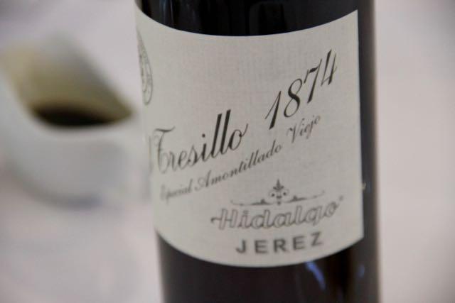 tresillo 1874 SEXTA COPA JEREZ - 1