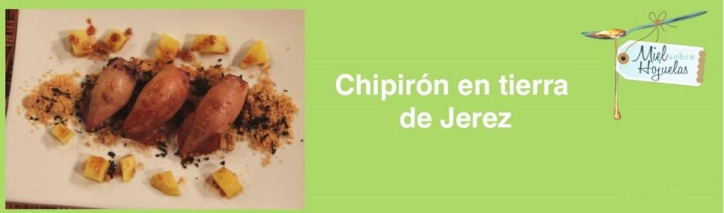 CHIPIRONES ESTEBAN CAPDEVILA - 1