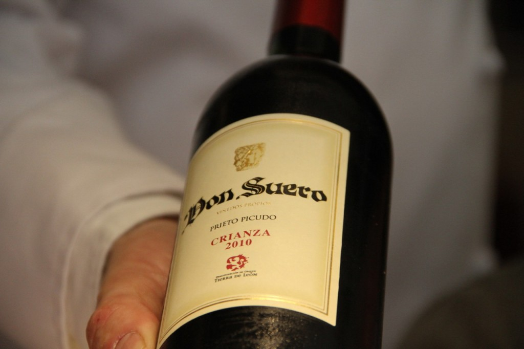 DON SUERO 2010 en CASA MANDO