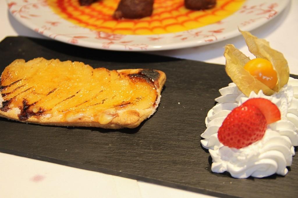 tarta de manzana CASA MANDO