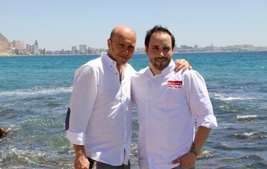 Esteban Capdevila y fran segura - 1