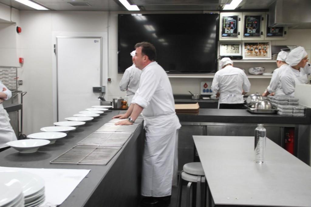 en la cocina MARTIN BERASATEGUI