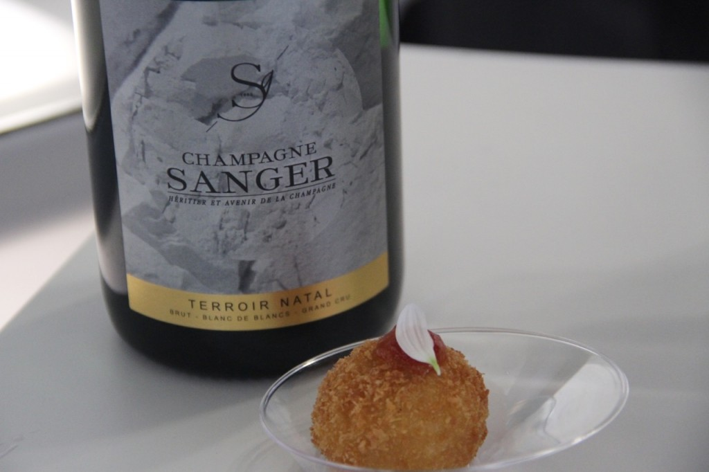 CROQUETA QUESO Y SANGER MIXOLOGY - 1