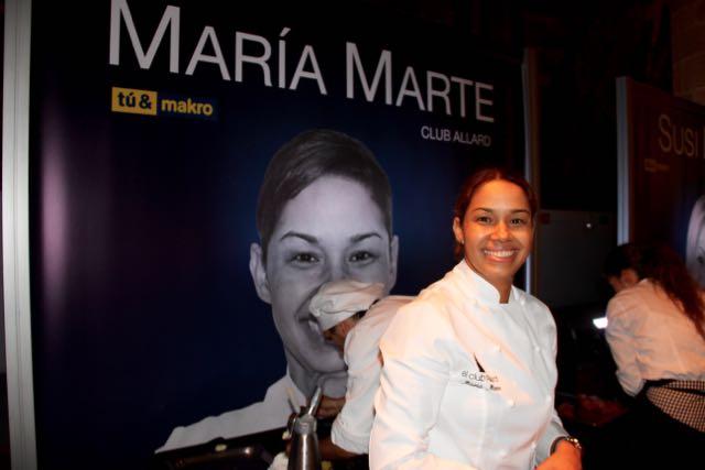 MARÍA MARTE - 1