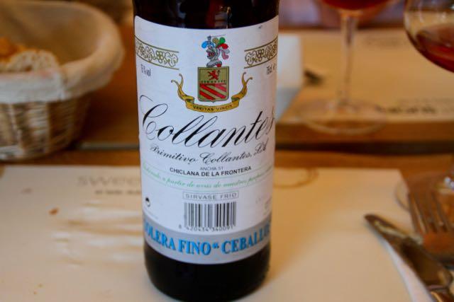 FINO COLLANTES - 1