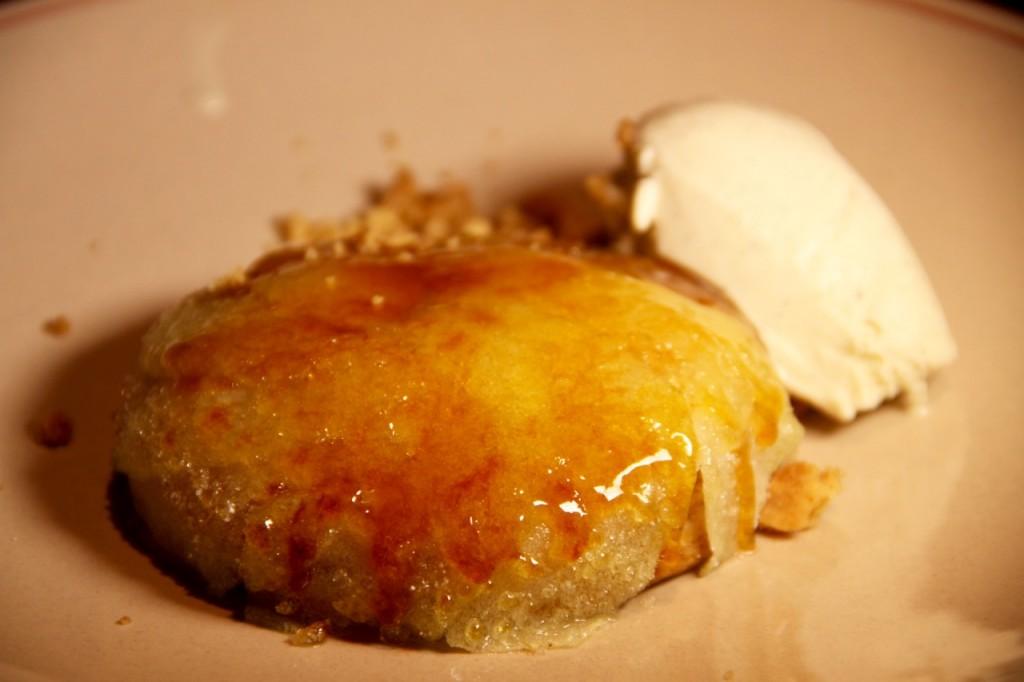 tarta de manzana AIRE  - 1