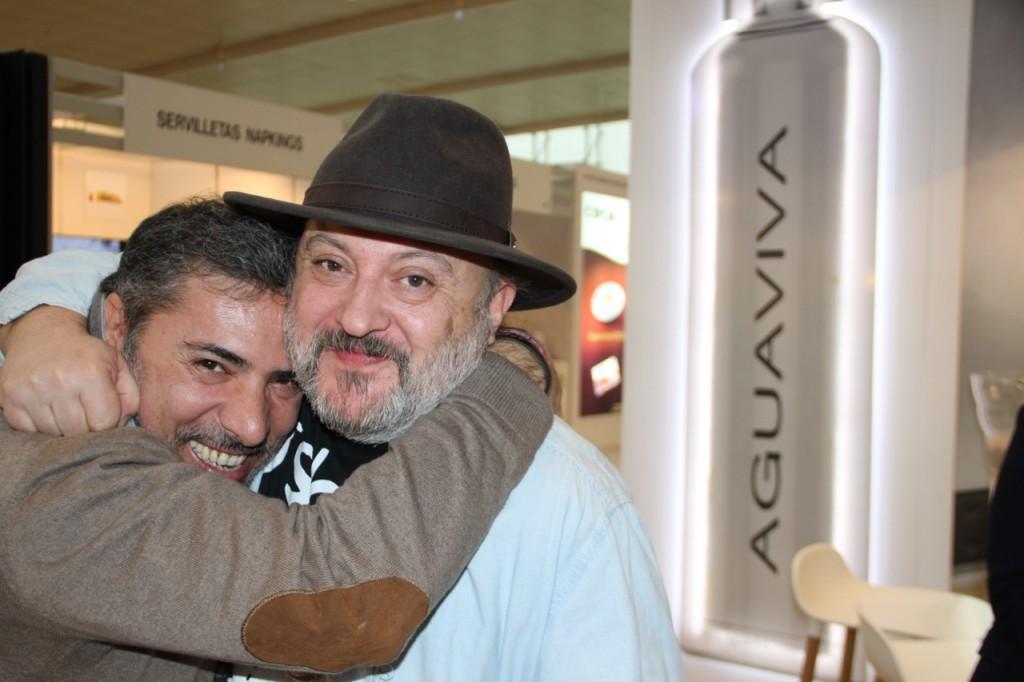 SACHA Y ALBERTO GRANADOS - 1