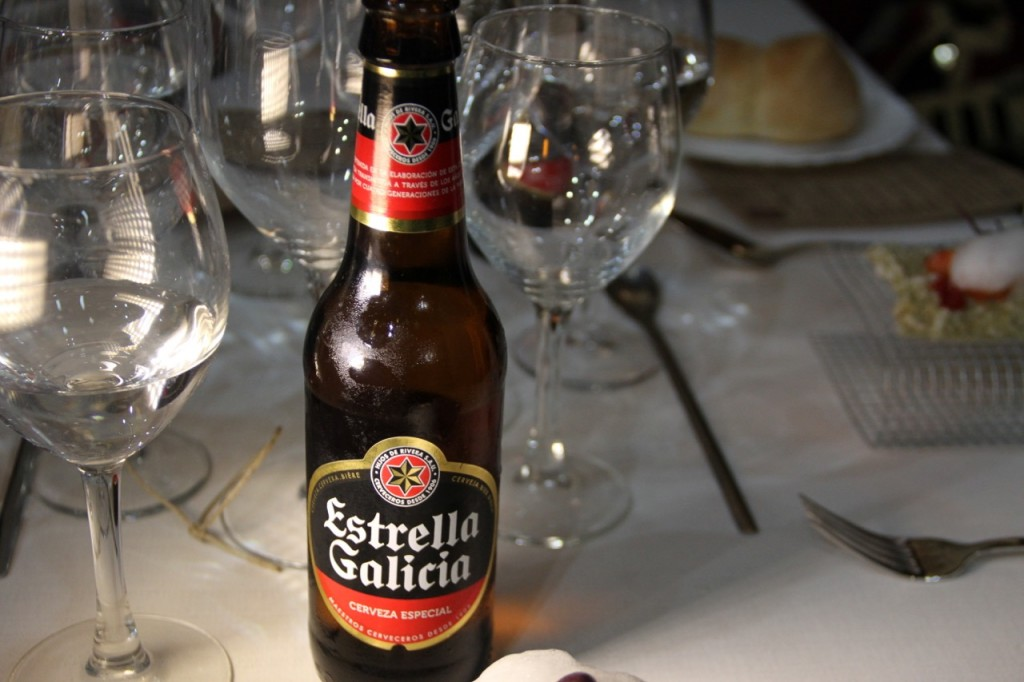 ESTRELLA DE GALICIA - 1