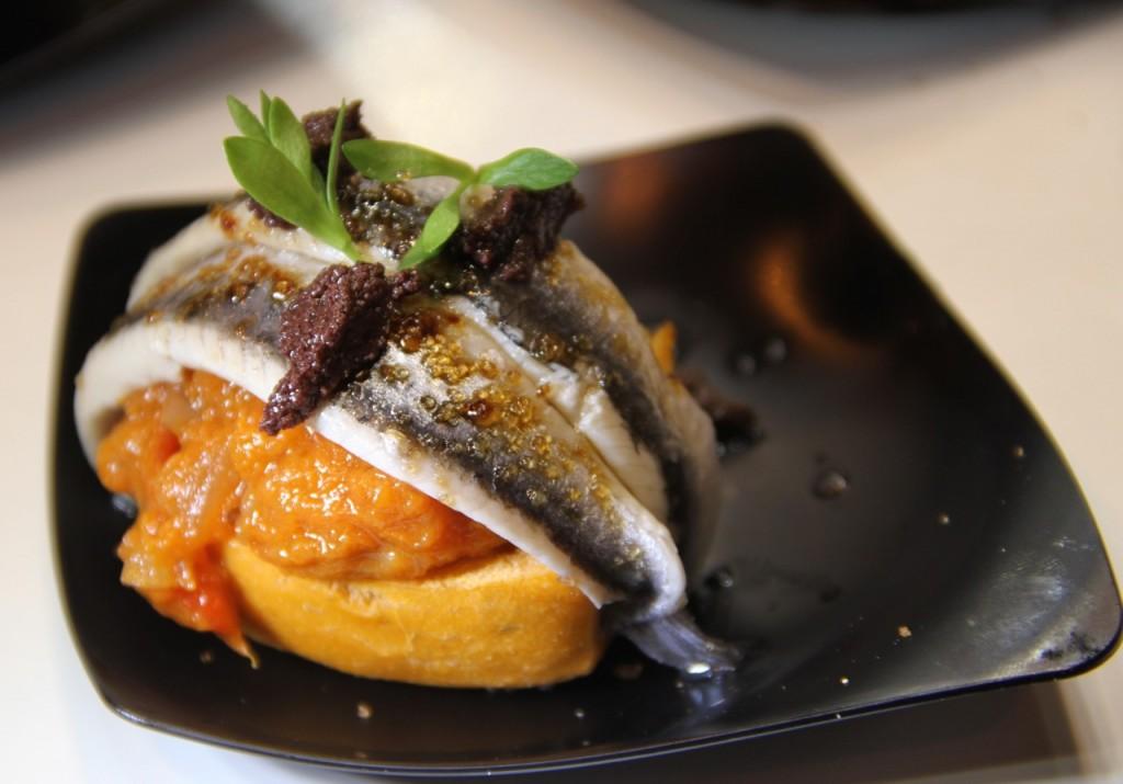 Pan de anchoa - 1