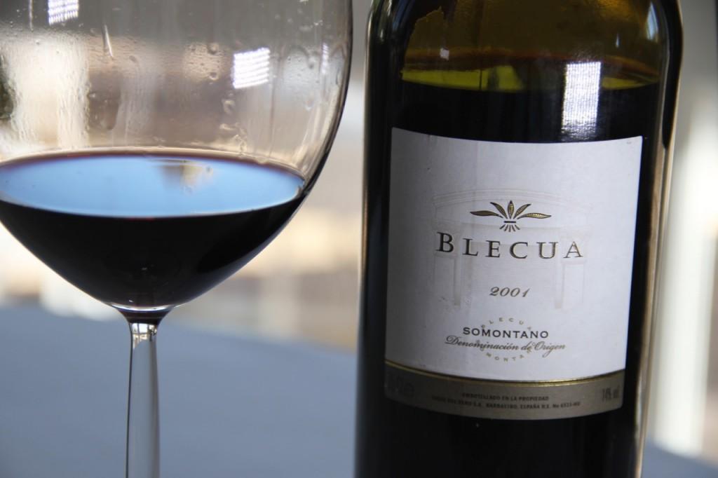 BLECUA 2001 - 1